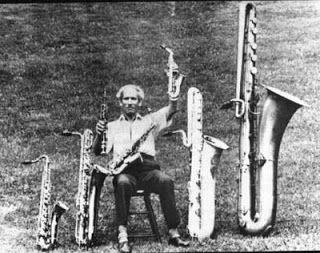 The Saxophone Corner: Great Vintage Saxophones Part Two
