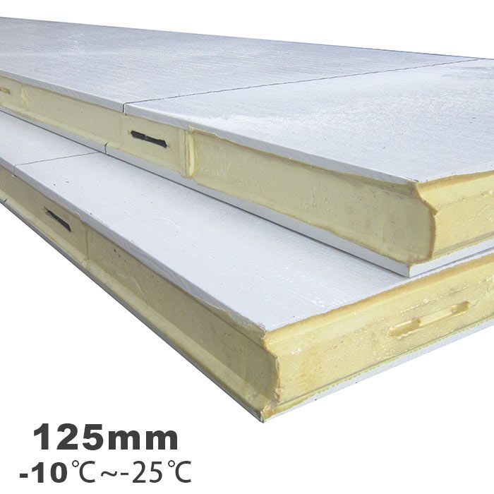 125mm Coolroom Panels Mail Sales At Yangtzecooling Com Cold Room Pu Panel Is Made Of Made Of Rigid Pu Polyu Cold Room Paneling Polyurethane Foam Insulation