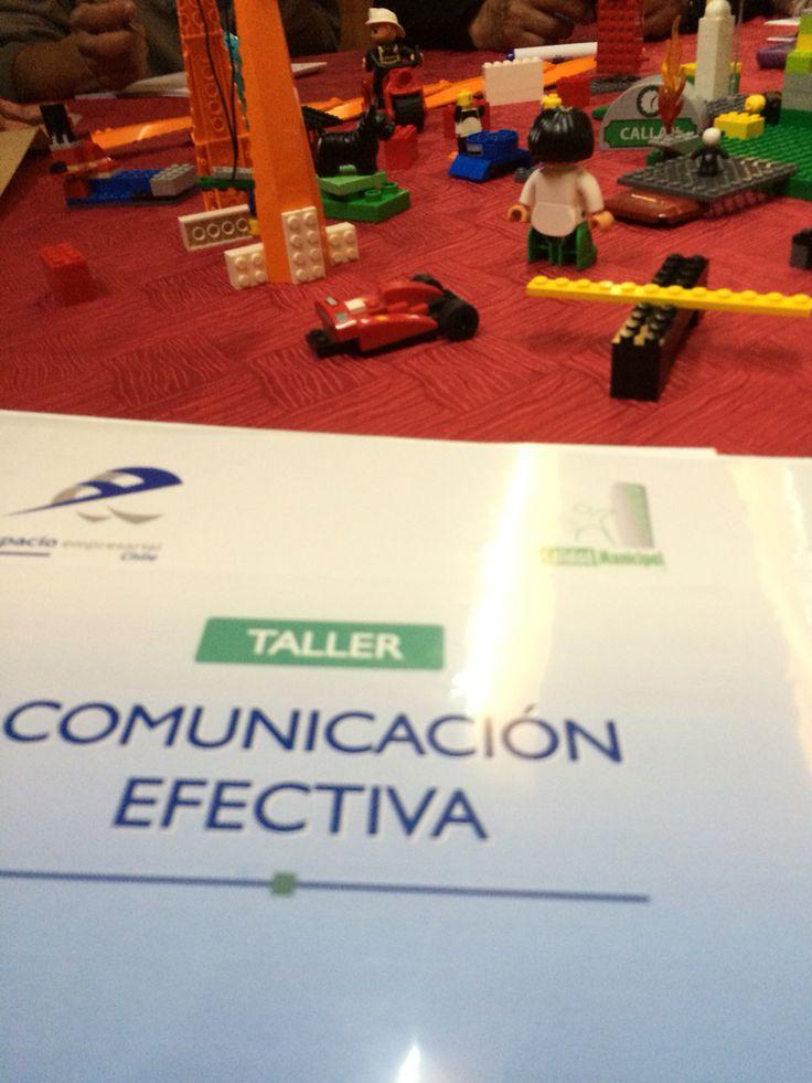 Taller de comunicación efectiva, Lego Serious Play