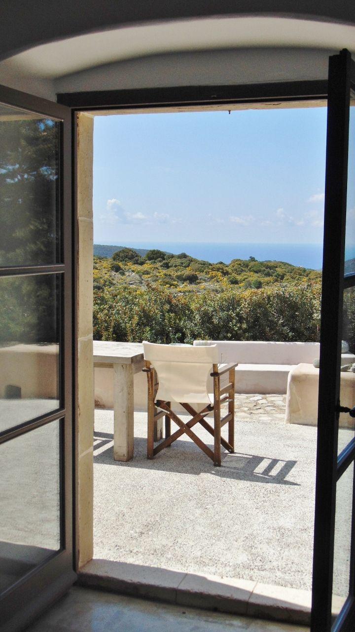 Olive suite - terrace