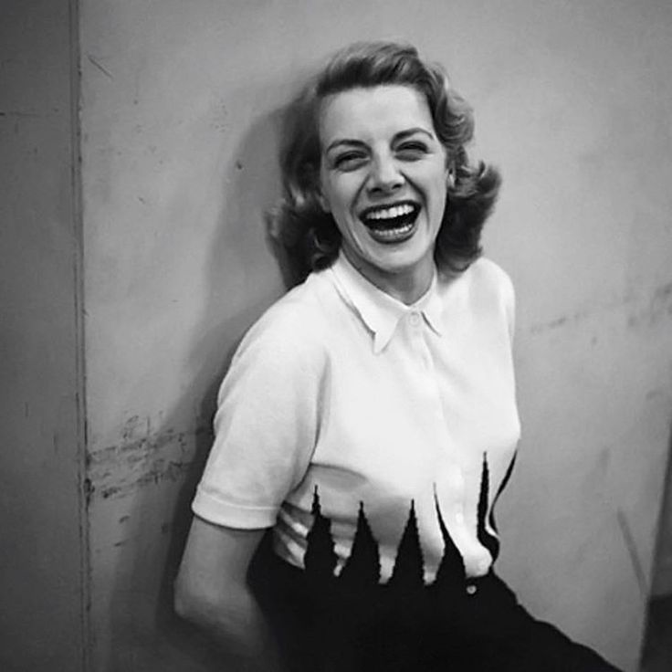 Rosemary Clooney. Underrated gal both music and film wise. I've been told I look like her before - what a compliment!