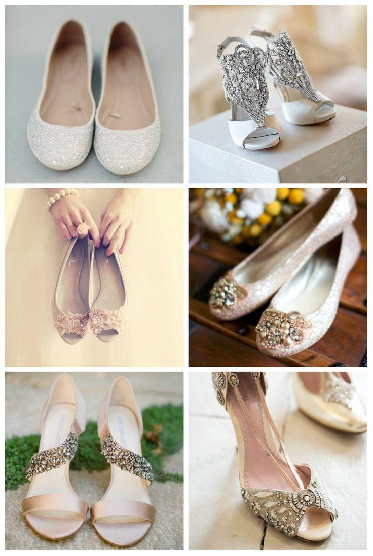 Tips para elegir zapatos de novia   ActitudFEM