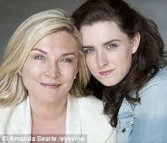 Image result for amanda redman and daughter
