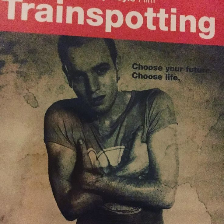 #trainspotting #spid #begbie #Tommy #chooselife