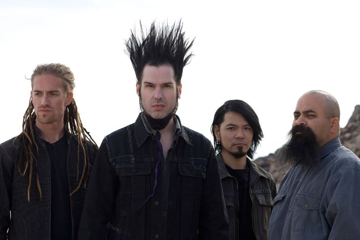 Static-X   (I want Wayne's hair! LOL)