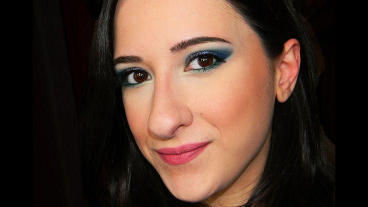 Makeup completo - Che prodotti uso? - Mermaid make up