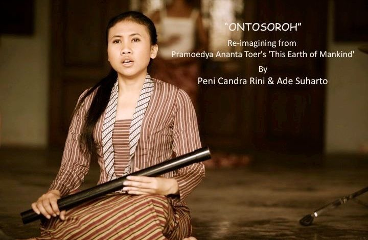 ONTOSOROH, August 18, 7.30pm at the Teater Arena TBJT, September 16-17, OzAsia Adelaide
