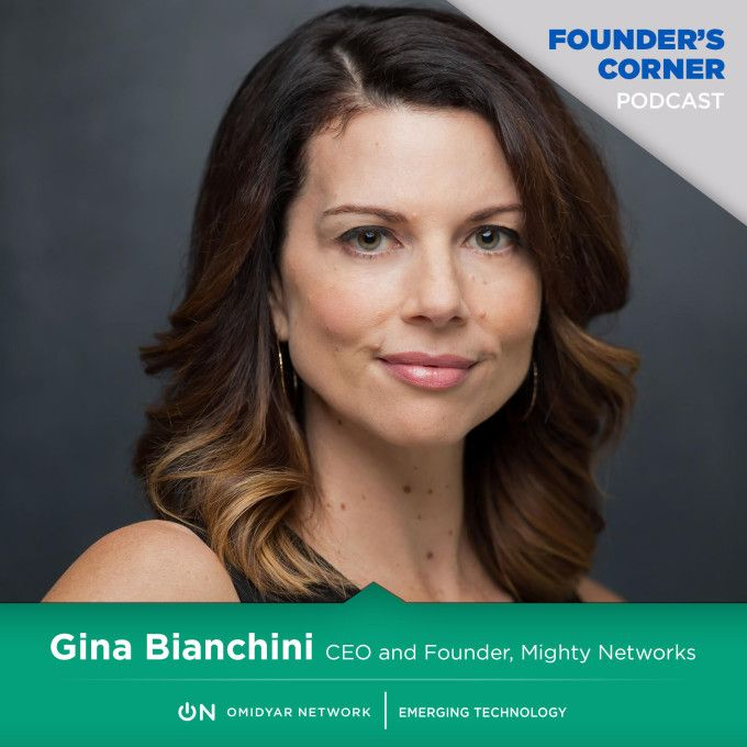 Mighty Networks founder Gina Bianchini on building a business in Silicon Valley #Startups #Tech