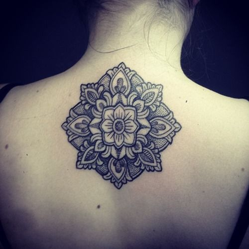 25 Amazing Mandala Tattoo Designs (7)