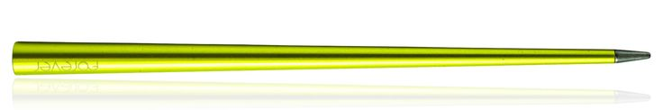 Napkin Prima Writing Instrument in Lime Yellow
