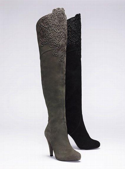 Colin Stuart NEW! Embroidered Suede Boot #VictoriasSecret http://www.victoriassecret.com/shoes/20-percent-off-colin-stuart-boots/embroidered-suede-boot-colin-stuart?ProductID=70792=OLS?cm_mmc=pinterest-_-product-_-x-_-x