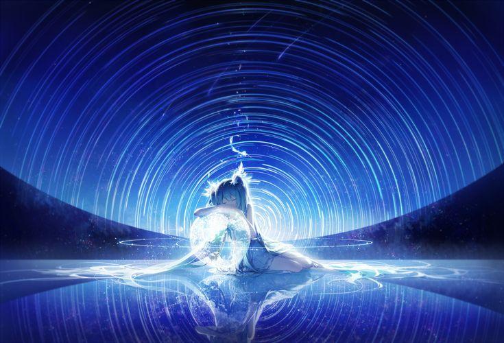 Vocaloid - Miku Hatsune (初音 ミク) -「ソラ」/「Rella」のイラスト [pixiv]