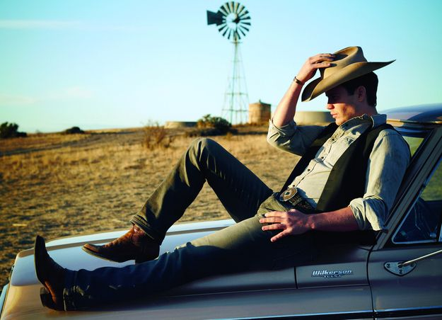 <b>Tim Riggins got a haircut and channeled James Dean for a new photoshoot for GQ magazine.</b> Thoughts?