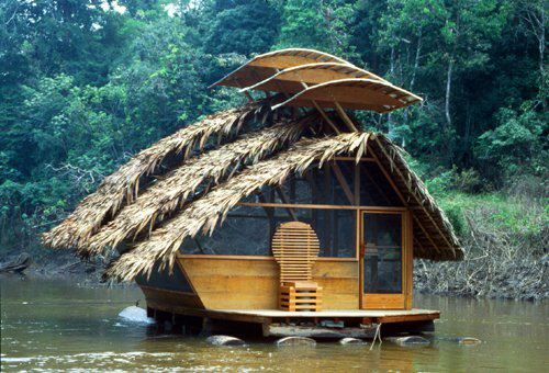 to live in a tiny houseboat for some time     -  To connect with us, and our community of people from Australia and around the world, learning how to live large in small places, visit us at www.Facebook.com/TinyHousesAustralia