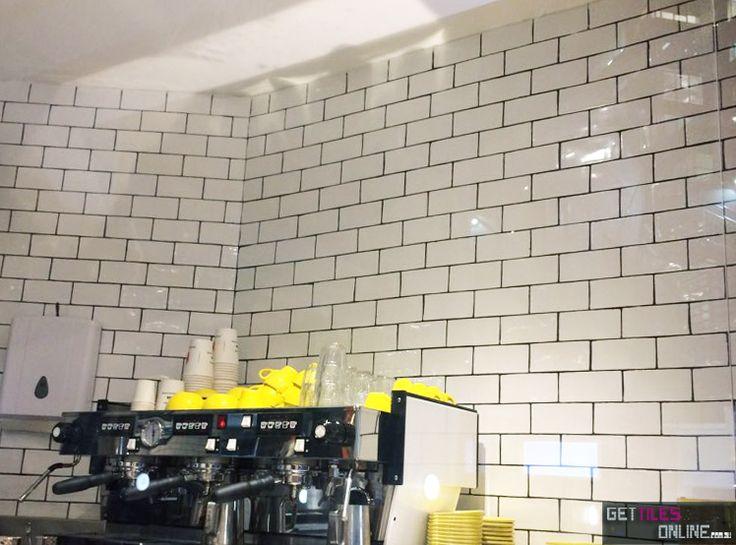 Handicraft-White Gloss 75x150 / 75x300 / 150x150 (Code:00139) - Get Tiles Online