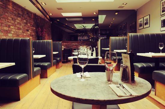 Black and Blue Restaurant Reviews, London, United Kingdom - TripAdvisor