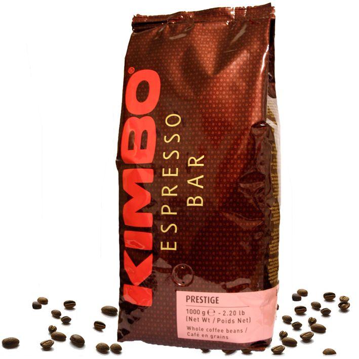 Kimbo Prestige Kaffee Espresso 1kg Bohnen