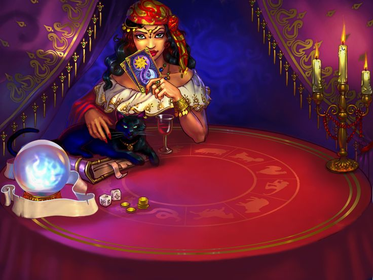 There's a fortune across the reels waiting for you to claim your share. Play Fortune Teller video slot - https://www.wintingo.com/