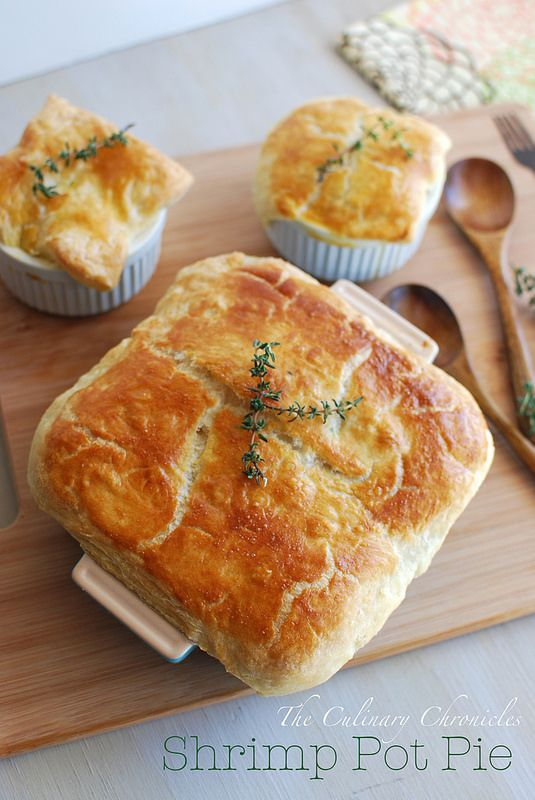 38 best pot pies images on pinterest cooking recipes for Fish pot pie