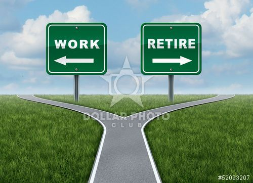 Work Or Retire