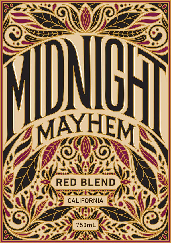 Midnight Mayhem on Behance (scheduled via http://www.tailwindapp.com?utm_source=pinterest&utm_medium=twpin&utm_content=post1229173&utm_campaign=scheduler_attribution)