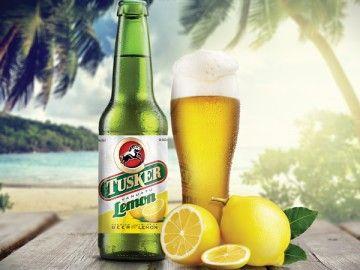 Vanuatu beer Tusker lemon