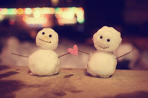 happy snowman love: People In Love, Winter Date Idea, Christmas Love, Letting It Snow, Cakes Toppers, Love Is, Snowman, Winter Love, Thinking Outs Loud