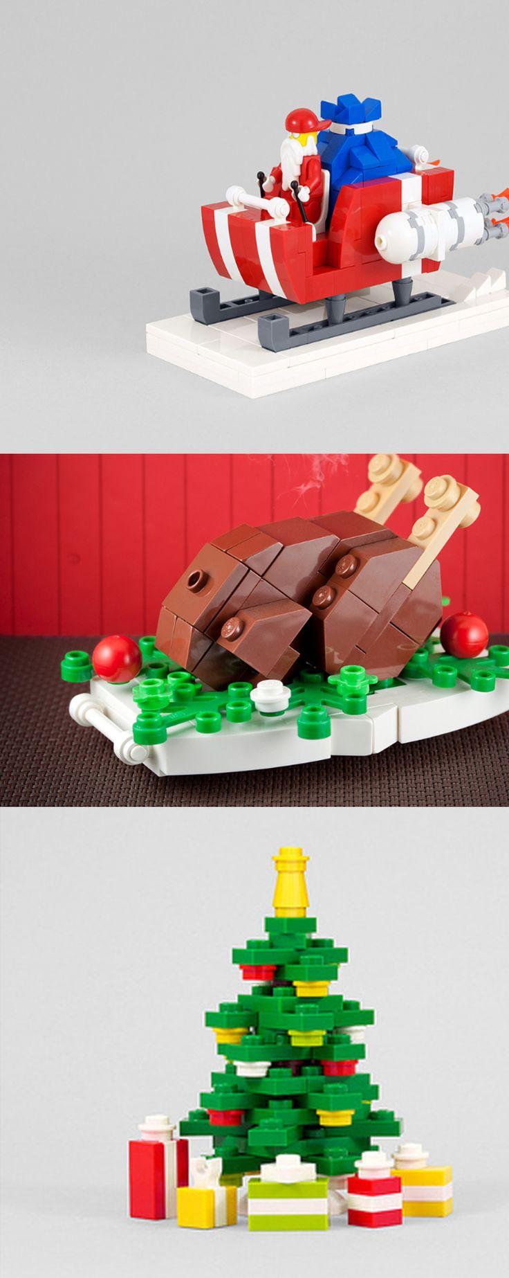 Xmas Lego
