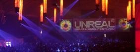 UNREAL Vol. 10 - NOV `11 Drum'n'Bas Festival, Reitschule Bern, Switzerland