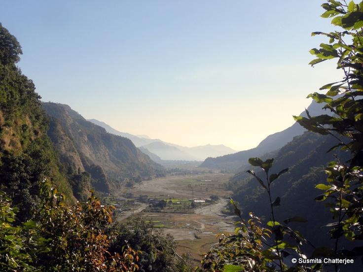 Dhampus, Nepal