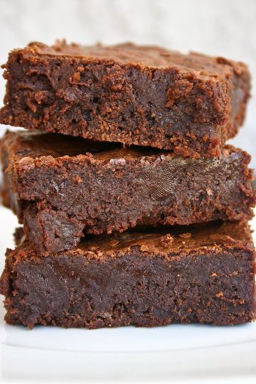 "And I quote, ""these are hands down the best brownies i have ever made! seriously!!! save this recipe!!"" - From Pinterest user"