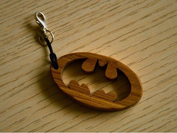 Brelok Batman - BauBau