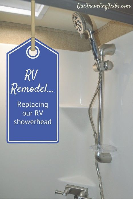 Quick and easy mod that conserves water while giving you a better shower experience!