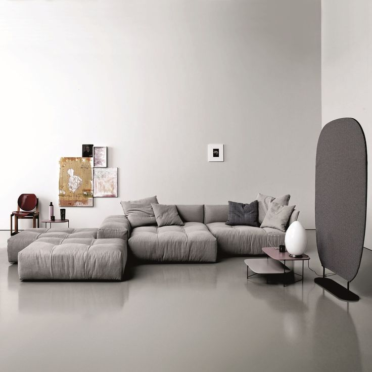 Pixel Sofa By Saba Italia. Designed By Sergio Bicego.