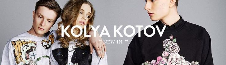 New in I AM Shop - Kolya Kotov