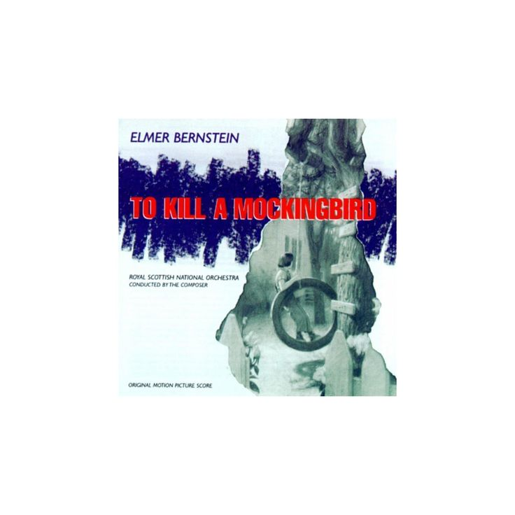 Elmer bernstein - To kill a mockingbird (Ost) (CD)