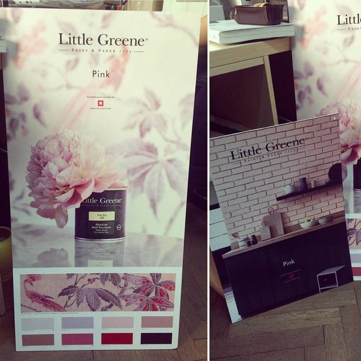 A nice gift from one of our collaborator to support breast cancer! #littlegreene