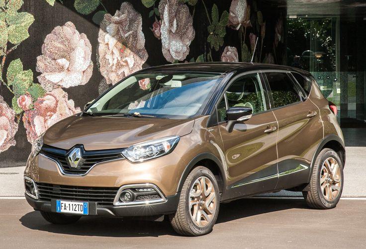 """Renault Captur """"Iconic"""" '2015–16"""