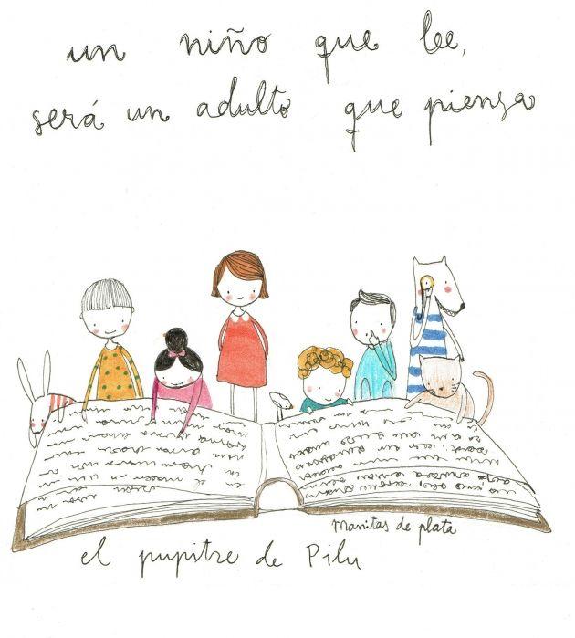 El mejor corto del mundo para fomentar la lectura.