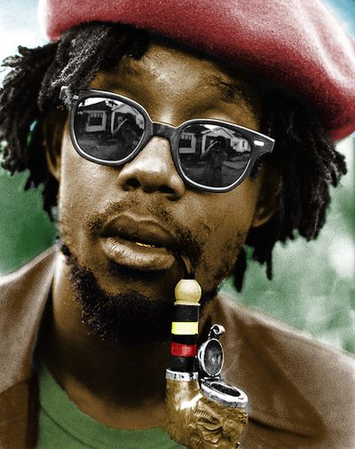 *Peter Tosh* More fantastic pictures and videos of *The Wailers* on…