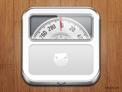 Dribbble - Analog Weight Scale icon by David ImAnalog Weights, App Icons, Weights Scales, Icons Gallery, Healthy Weights, Goals Weights, Icons Design, 10 Weights, Ios Icons