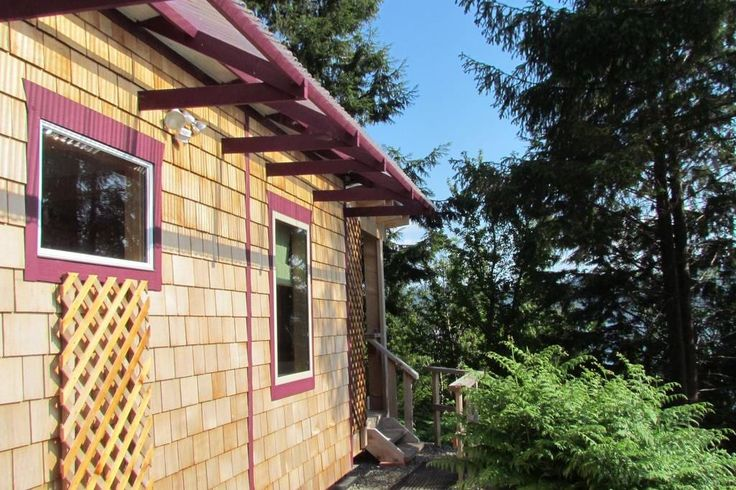 Check out this awesome listing on Airbnb: Haida Gwaii Eagle Watcher's Suite - Guesthouse for Rent in Queen Charlotte