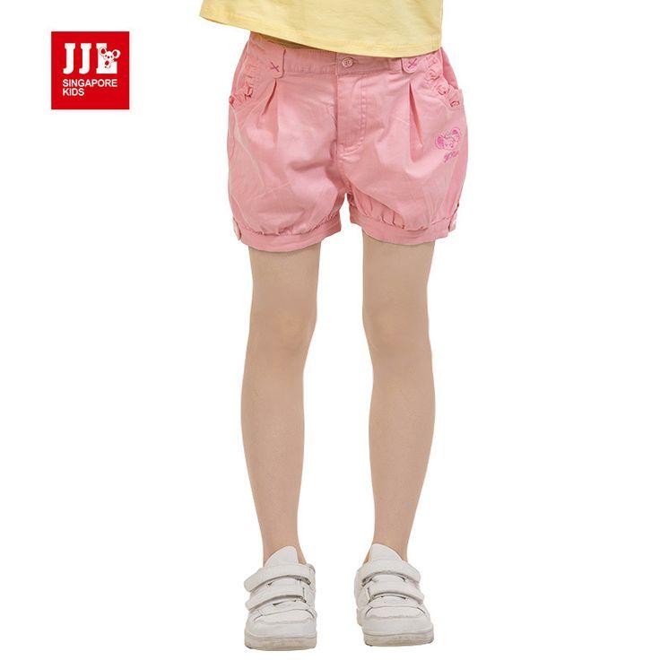 Дети шорты летние конфеты цвет брюки дети одежда девочек обрезанные брюки дети капри случайные дети джинсы детская одежда