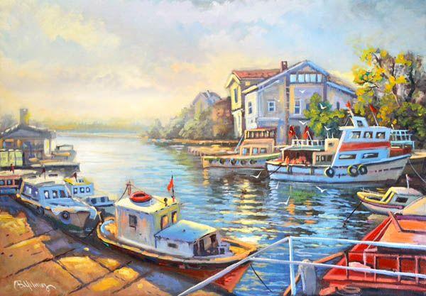 TEKNELER « Yağlıboya Tablo , Modern Tablolar , İstanbul Manzara Resimleri www.tabloal.com600 × 417Buscar por imagen Ressam - Buscar con Google