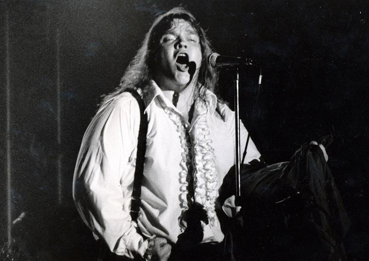 meatloaf musician - Google Search