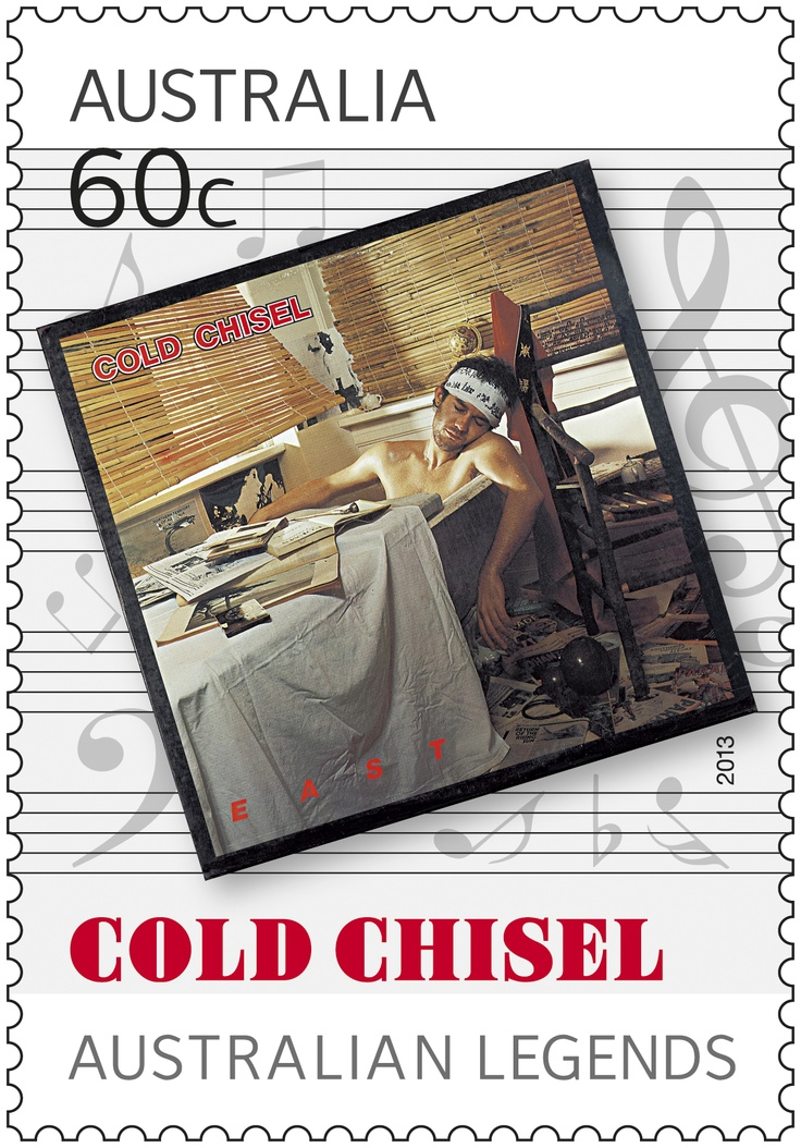 #coldchisel are Australian Music Legends #stamps #jimmybarnes