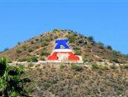 University of Arizona Campus- A Mountain!