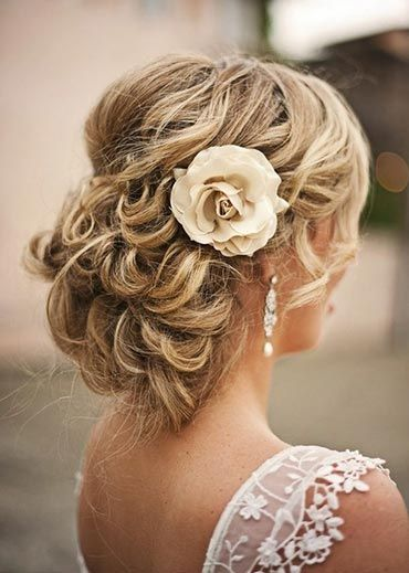 How to Make Red-Carpet Looking Updo Wedding Hairstyle | www.FabArtDIY.com LIKE Us on Facebook ==> https://www.facebook.com/FabArtDIY