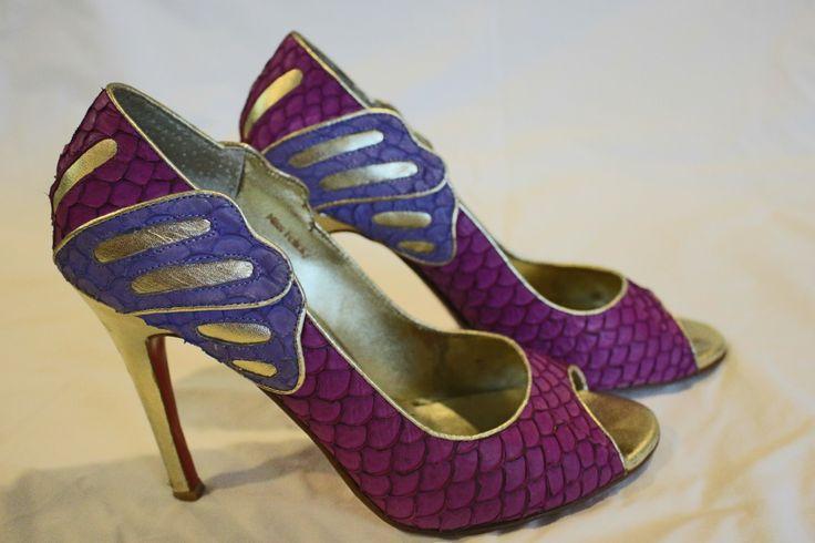 PeepToe Shoes Miss Felicity