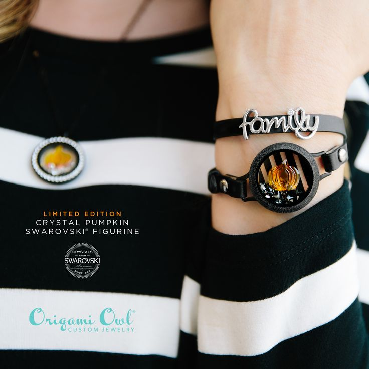 Origami Owl Halloween Collection 2017 is here! Click to view the entire Origami Owl Halloween collection and the Swarovski Pumpkin Figurine. Email kristy@foreversparkly.com for a free gift!